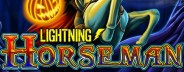 Lightning Horseman Banner