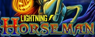Lightning Horseman Banner medium