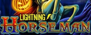 Lightning Horseman Banner medium