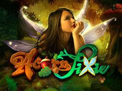 Acorn Pixie Logo