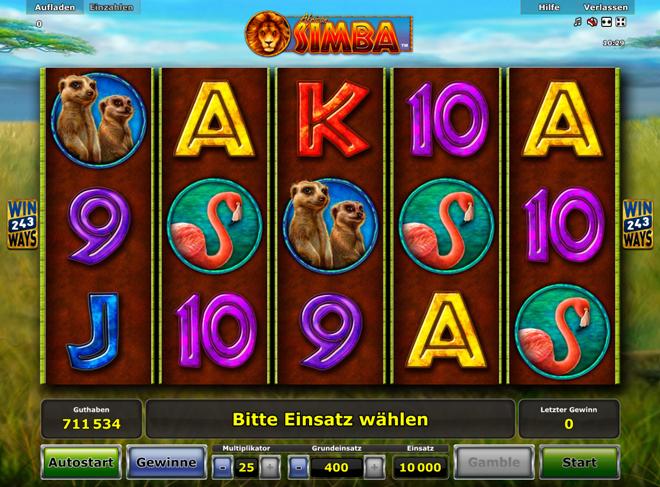 casino spiele online kostenlos simba spiele