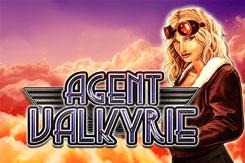 Agent Valkyrie Logo