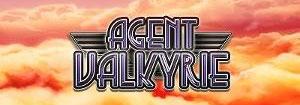 Agent Valkyrie Schriftzug
