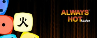 always hot cubes banner medium