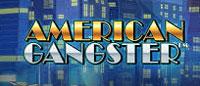 American Gangster Schriftzug