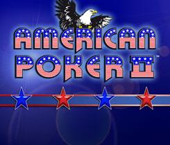 American Poker II Logo