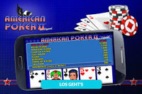 American Poker II Mobile