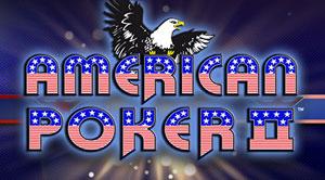 American Poker II Schriftzug