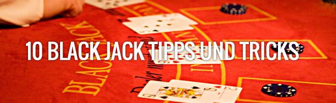 black jack tipps und tricks