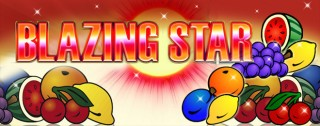 blazing star banner medium