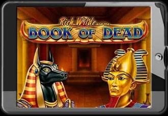 Book of Dead mobile