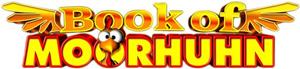 Book Of Moorhuhn Schriftzug