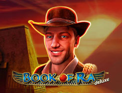 Book of Ra deluxe Logo