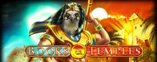 Spiele Books And Pearls Respins Of Amun-Re - Video Slots Online