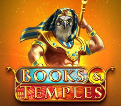 Books and Temples Logo
