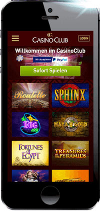 Casino Club Mobile