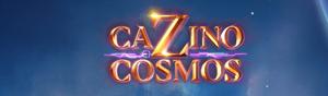 Cazino Cosmos Schriftzug
