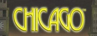 chicago schriftzug