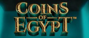 Coins Of Egypt Schriftzug