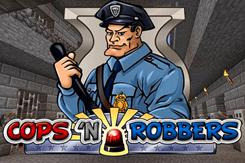Cops'n Robbers Logo