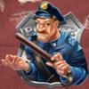Cops'n Robbers Polizist