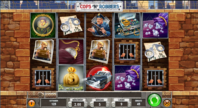 Cops'n Robbers Vorschau