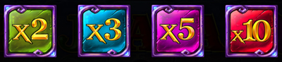Crystal Clans Multiplikatoren