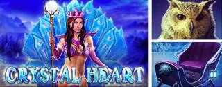 crystal heart banner medium