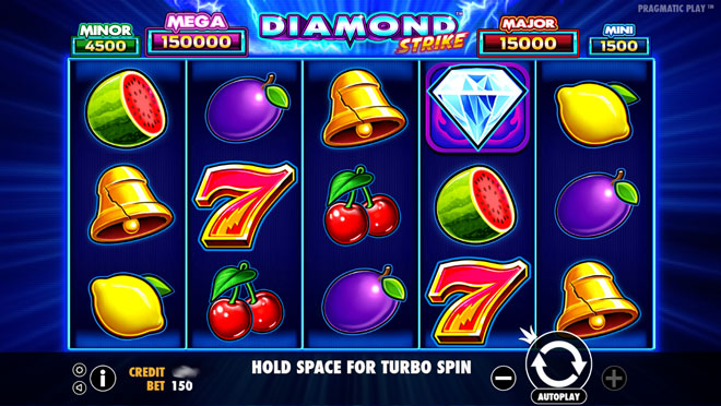 Diamond Strike Vorschau