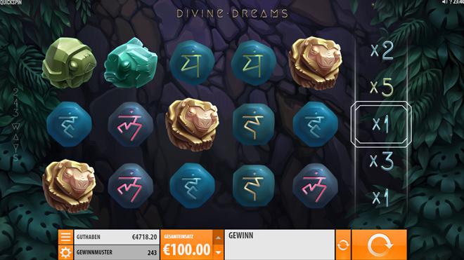 Divine Dreams Vorschau