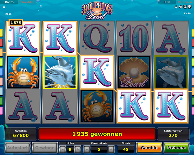 casino online ohne anmeldung dolphins pearl