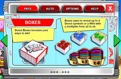 Donuts Box Bonus