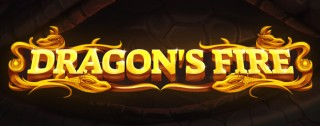dragons fire banner medium