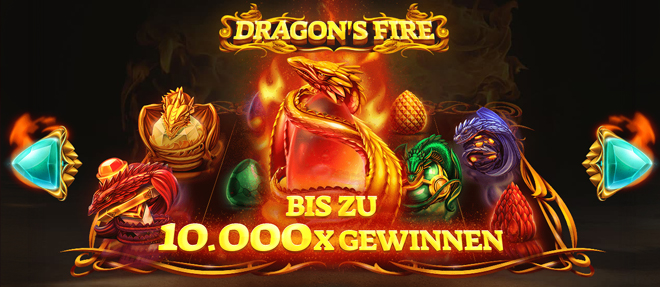 Dragons Fire Maximal Gewinn