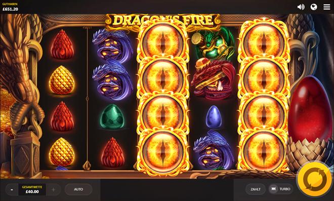 Dragons Fire Vorschau