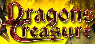 Dragons Treasure Schriftzug