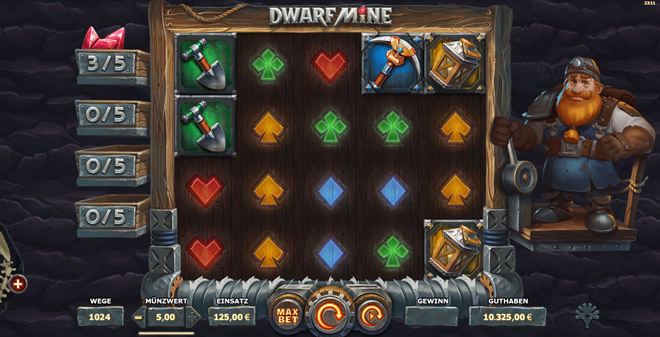 Dwarf Mine Vorschau