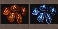 Frozen Inferno Runen