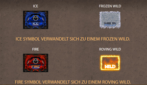 Frozen Inferno Wild Feature