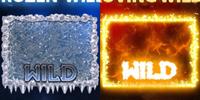 Frozen Inferno Wild Symbol