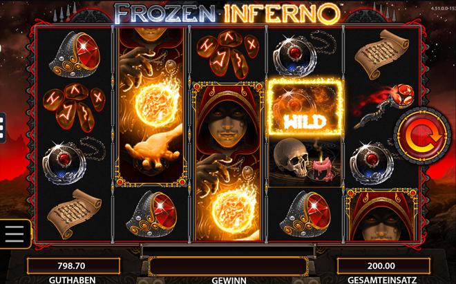 Frozen Inferno Vorschau