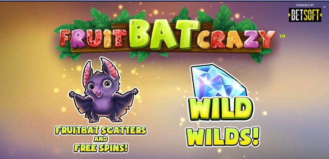 Fruit Bat Crazy Besonderheiten