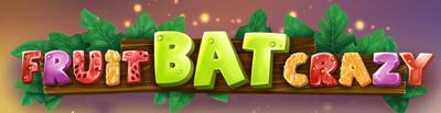 Fruit Bat Crazy Schriftzug