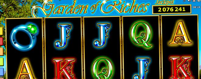 garden of riches casinos