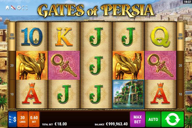 Gates Of Persia Vorschau