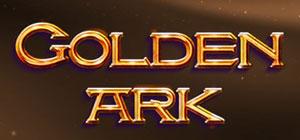 golden ark schriftzug