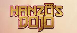 Hanzos Dojo Schriftzug