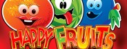 happy fruits banner