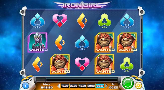 Iron Girl Vorschau