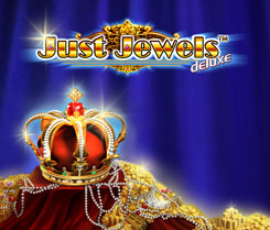 Just Jewels deluxe Logo